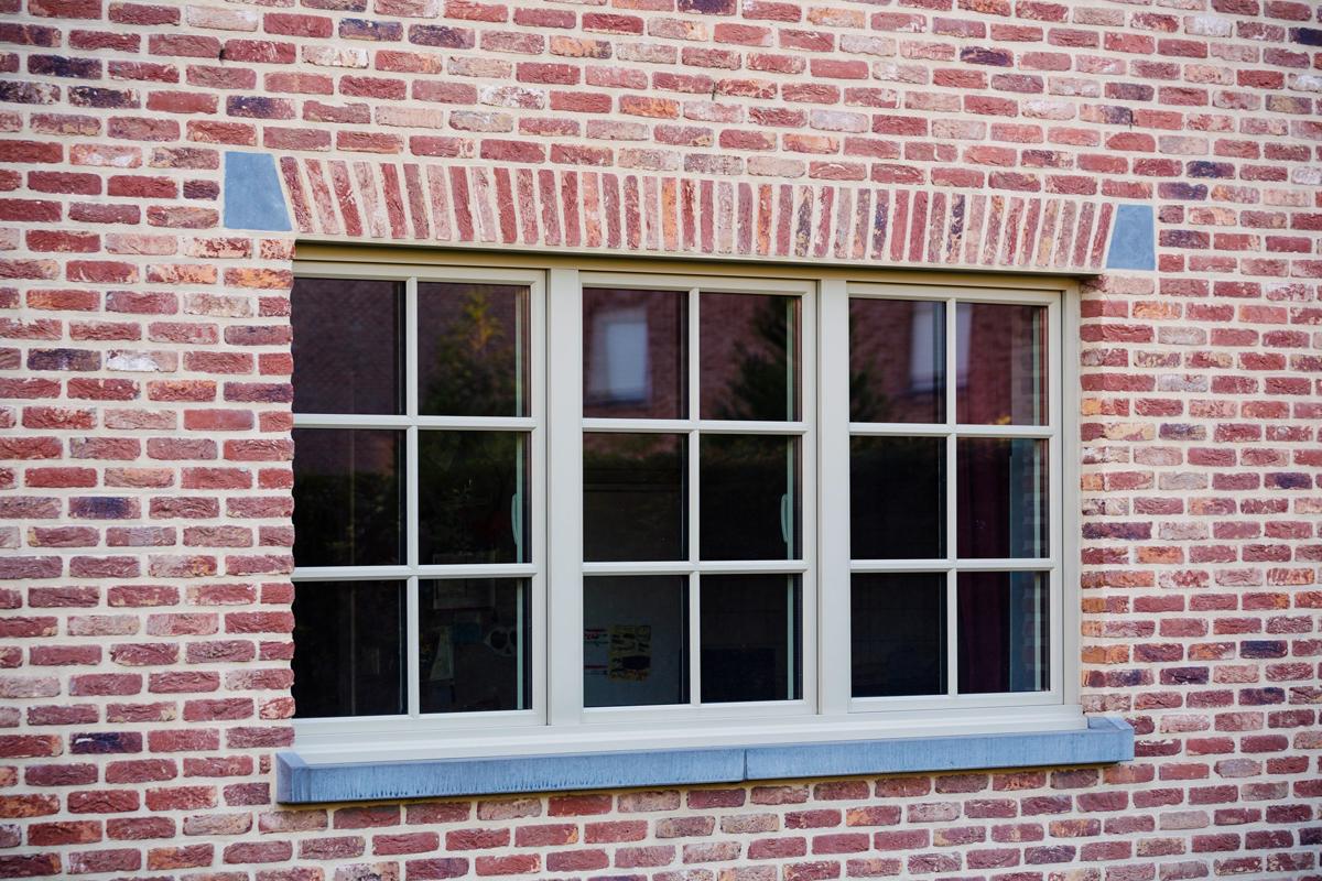 Fenêtres triple battants double vitrage PVC croisillons, Saint Maur des Fossés 94100 Val de Marne