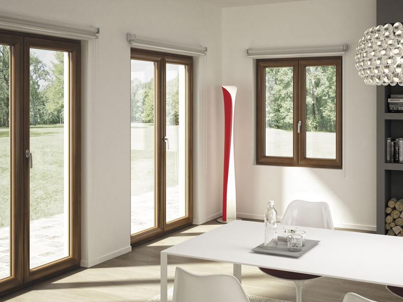 Fenêtre eet Portes-fenêtres PVC imitation bois, Saint Maur des Fossés 94100 Val de Marne