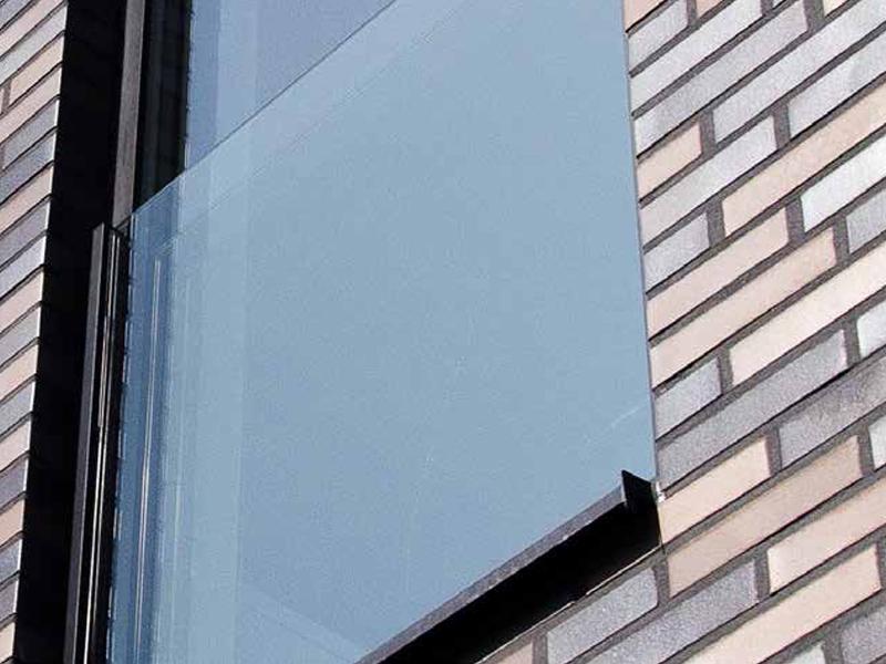 Paroi de sécurité devant porte-fenêtre, Saint Maur des Fossés 94100 Val de Marne