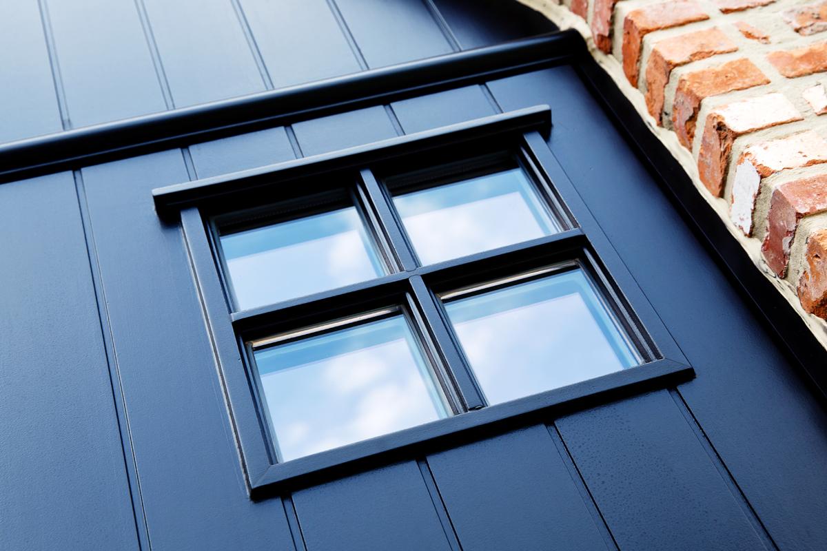 Fenêtres pour portes de garage en Bois, Aluminium ou PVC renforcé, Saint Maur des Fossés 94100 Val de Marne