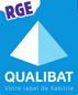 Entreprise certifiée Qualibat, RGE pose fenêtres, portes et volets